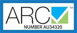 Arc Footer Logo